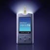 Lecteur OneTouch Verio® IQ zone de test illuminée