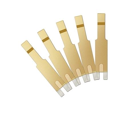 Les bandelettes de test OneTouch Verio® sont les plus précises de la marque OneTouch